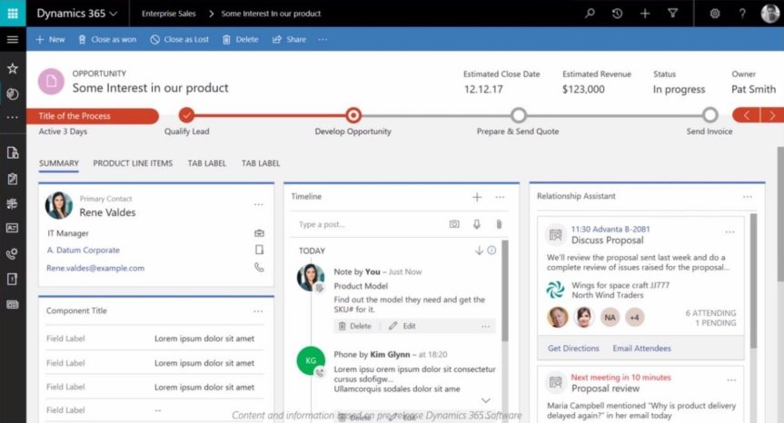 Dynamics 365 Version 9.0 is here!