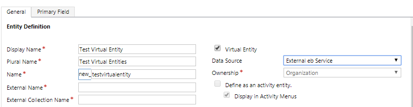 How to leverage virtual entities in Dynamics365