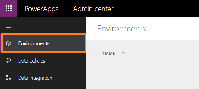 How To create a PowerApps environment with Common Data